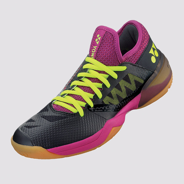 2020 YONEX POWER CUSHION COMFORT Z2 WOMENS BADMINTON SHOES - BLACK/PINK