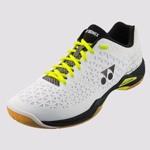 Load image into Gallery viewer, 2019 YONEX POWER CUSHION ECLIPSION X BADMINTON SHOES - White/Black