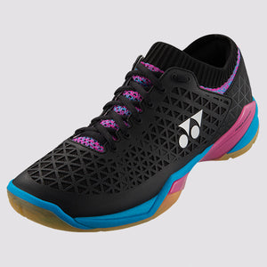 2019 YONEX POWER CUSHION ECLIPSION Z LADIES BADMINTON SHOES - Black