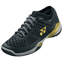 Load image into Gallery viewer, 2020 YONEX POWER CUSHION ECLIPSION Z MENS BADMINTON SHOES -  Black/Gold