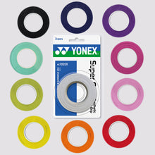 Load image into Gallery viewer, YONEX BADMINTON SUPER GRAP [3 Grips]