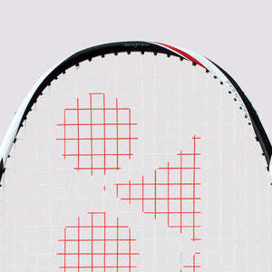 2018 YONEX DUORA Z-STRIKE BADMINTON RACKET - BLACK/WHITE