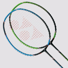 Load image into Gallery viewer, 2018 YONEX VOLTRIC FB BADMINTON RACKET - BLACK/GREEN