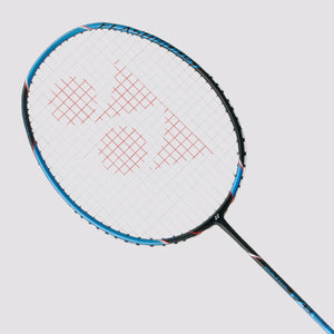 2018 YONEX VOLTRIC FB BADMINTON RACKET - BLACK/BLUE