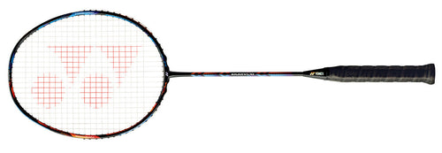 2018 YONEX DUORA 10 BADMINTON RACKET - BLUE/ORANGE