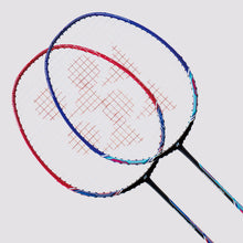 Load image into Gallery viewer, 2019 YONEX NANORAY 20 BADMINTON RACKET [STRUNG] - BLACK/RED