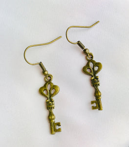 Key of Soul Earrings