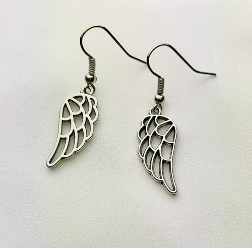 Open Wings Earrings