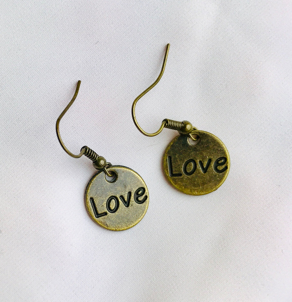 Love with your heart Earrings