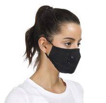 Load image into Gallery viewer, N95 Anti-Pollution Cotton Mask - N99 PM2.5 5-Layer Activated Carbon Filter, with Breathing Valve