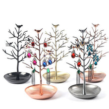 Load image into Gallery viewer, Song of Birds - Personal Jewelry Display Stand, Holding Rack