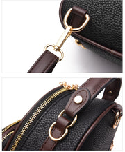 Load image into Gallery viewer, Women's PU Leather Mini Backpack - Small Capacity Casual Urban Bag
