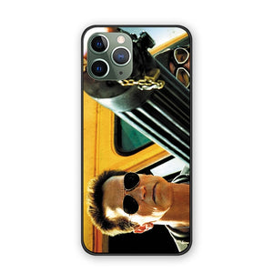 Arnold Schwarzenegger Commando iPhone Case - Silicone Protector for iPhone 11, Pro, Pro MAX