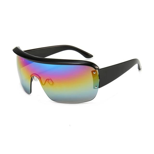 Cyber - Unisex One Piece Shield Visor Goggles
