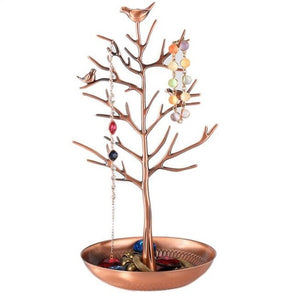 Song of Birds - Personal Jewelry Display Stand, Holding Rack