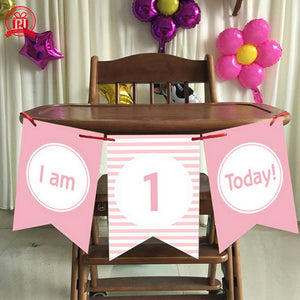 I Am 1 Today Banner - ${product type}