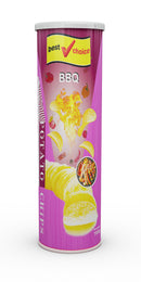 Best Choice Potato Chips 24 x 100g BBQ Flavour