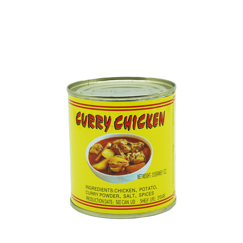 Canned Curry Chicken 24 x 312g