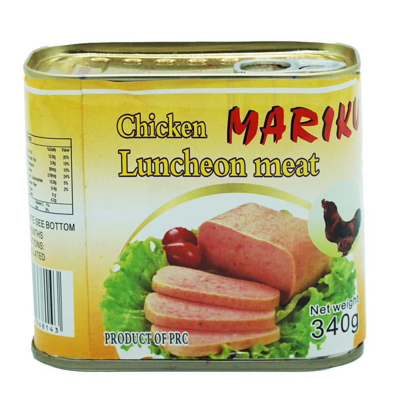 Canned Luncheon Meat Chicken 24 x 340g
