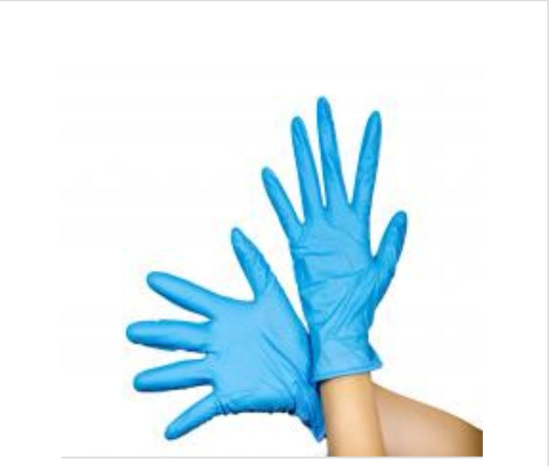 "9"" Nitrile Gloves 3.5gm  (Food Grade Certified)"