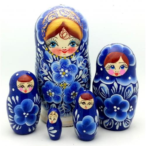 Meaning of Russian Nesting Dolls