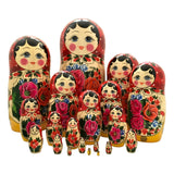 Big matryoshka dolls