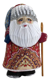 Handcrafted Russian santa