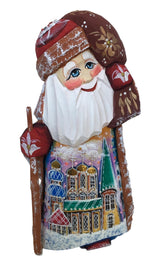 Russian Christmas presents father Frost