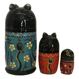 animals may Russian dolls