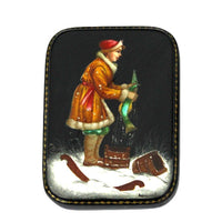 buyrussiangifts-store - Box By The Pikes Wish - BuyRussianGifts Store - Lacquer Boxes