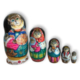 Lullaby Russian dolls