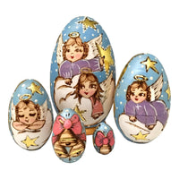 Angels nesting dolls