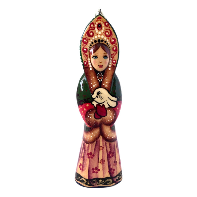 Russian doll with rabbit