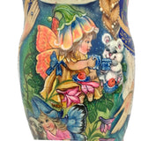 Fairy nesting doll for kids