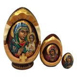 Russian icon Russian dolls