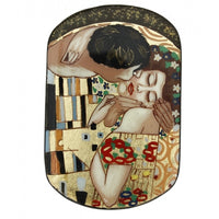 buyrussiangifts-store - Lacquer Box Inspired the Kiss by Gustav Klimt - BuyRussianGifts Store - Lacquer Boxes