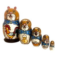 Kittens Russian dolls