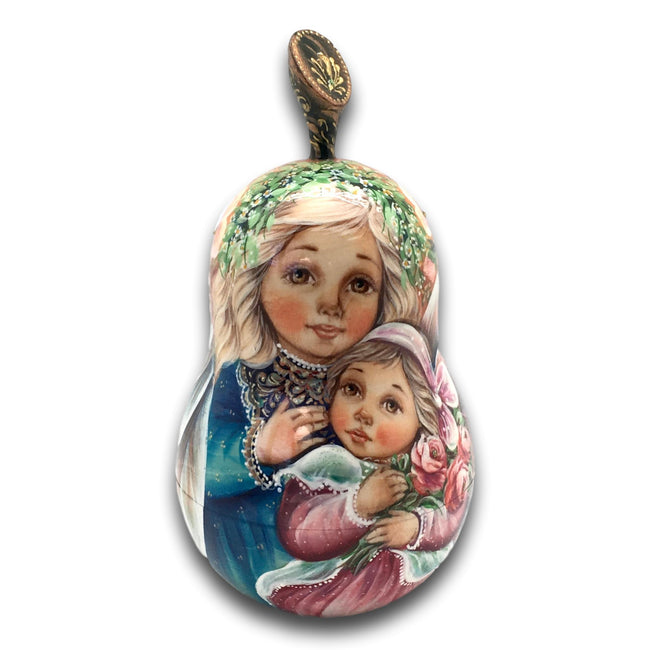 Russian doll mother child