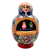 Russian doll musical box