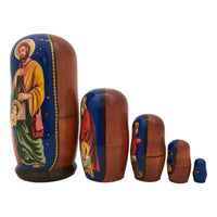 Nativity Russian nesting dolls