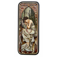 Lacquer Box Night Rest Inspired by Mucha
