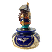 Nutcracker Russian musical box