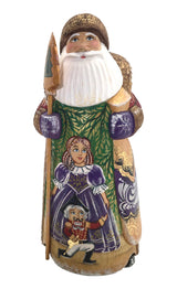 Nutcracker Santa wooden figures