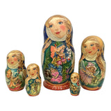 Collectible Russian dolls