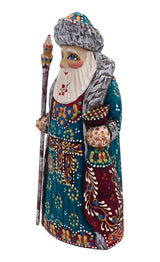 Russian Christmas decoration santa