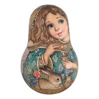 Angel russian doll