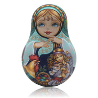 Russian doll Roly Poly angel