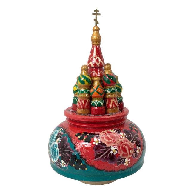 Russian musical box