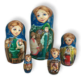Green-Russian-nesting-Dolls