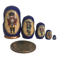 Mini dolls matryoshka